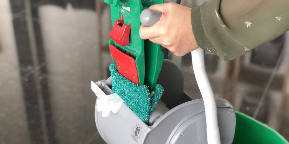 mopsysteem klapframe rolemmer met pers
