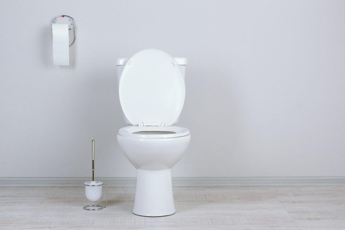toiletbezoek