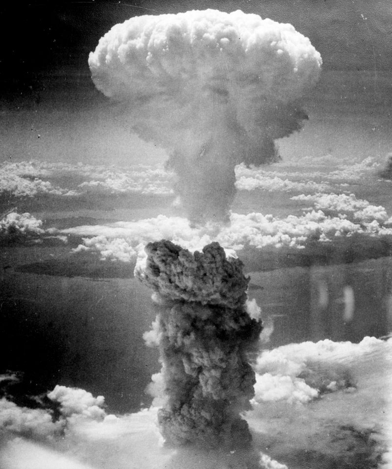 Desinfectie is als een atoombom